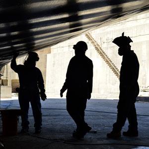 shipyard drydock welders