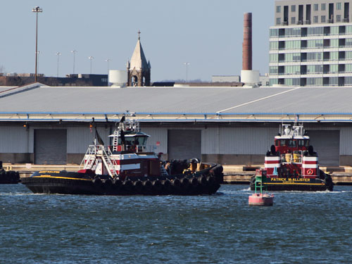 baltimore md tugboats